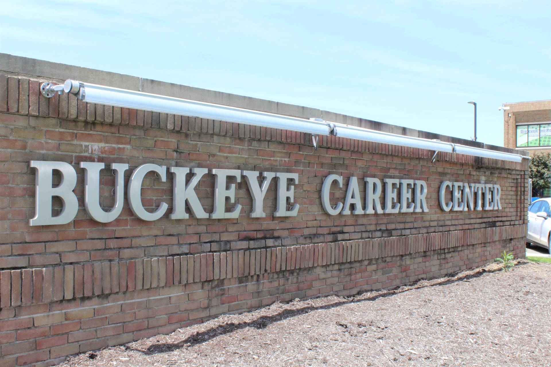 Buckeye Career Center sign