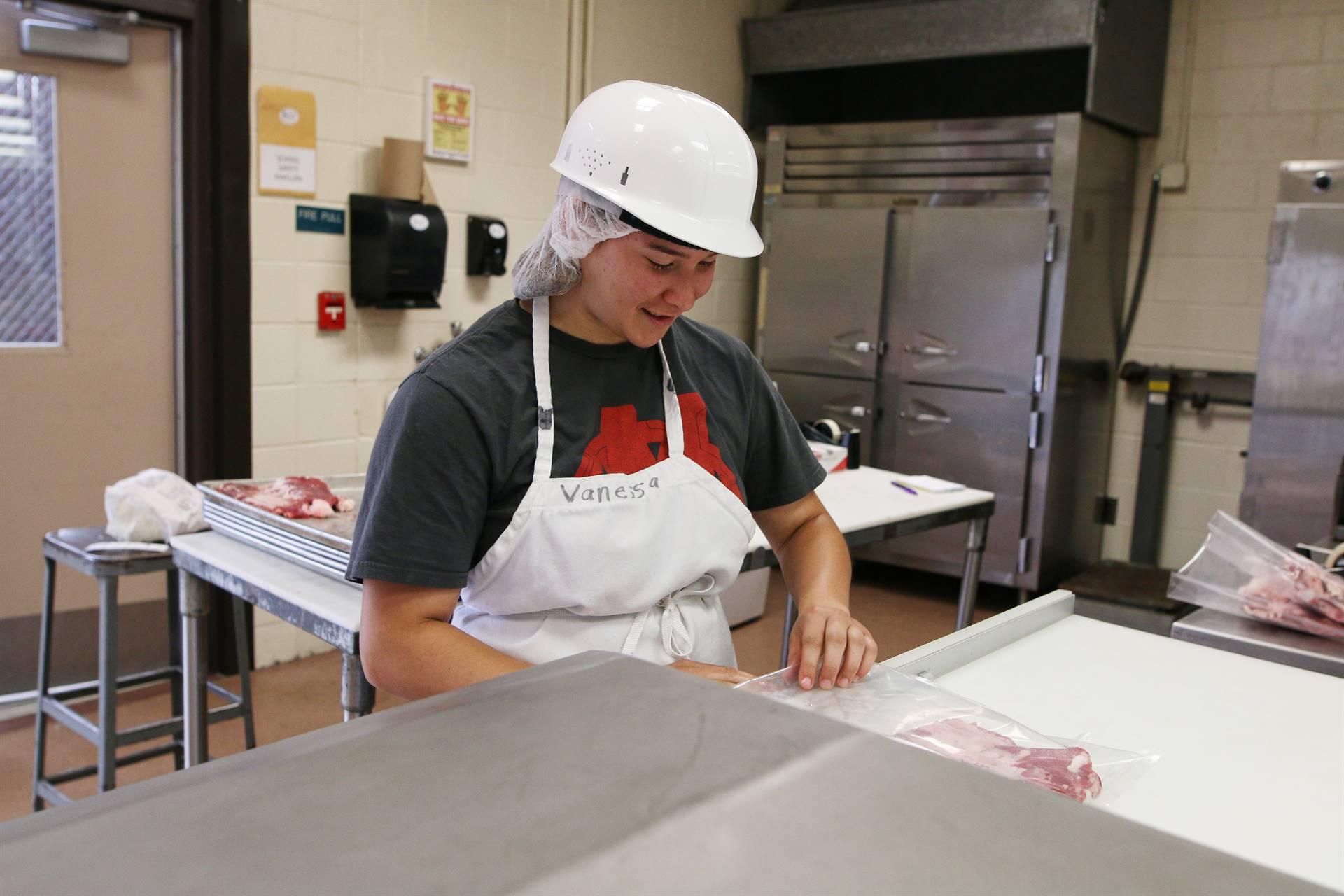 Meat Cutting, Deli & Bakery
